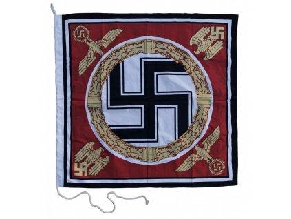 flag leibstandarte adolf hitler cotton