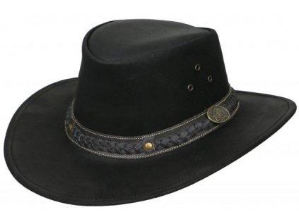 australsky klobouk kozeny och5h35blk t australie 0