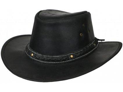 australsky klobouk kozeny och5h88blk t australie 0