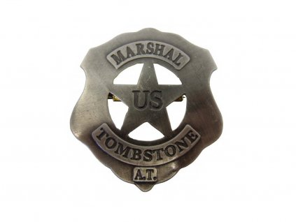 Hvězda U.S. Marshal