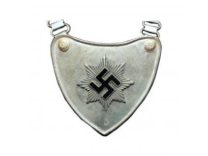 gorget reichsluftschutzbund model 1937