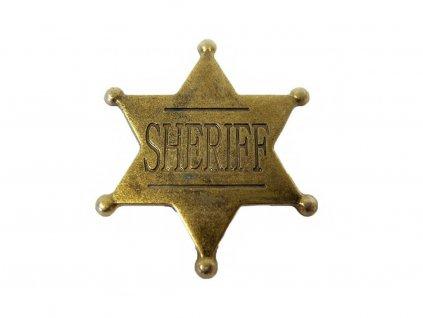 Šerifská hvězda SHERIFF