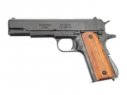 maket pistoleta denix d7 9312 colt 1911a1 mmg kolt 11