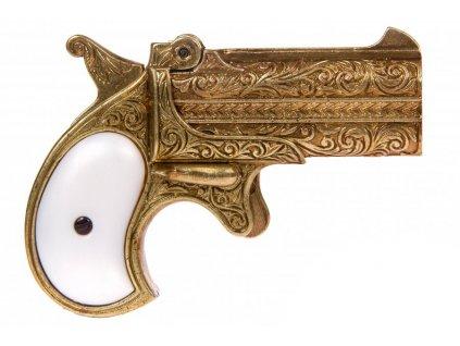 denix Derringer pistol USA 1866