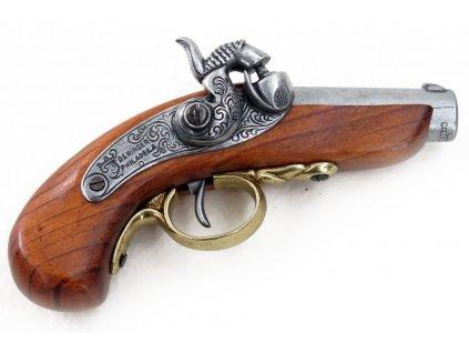 denix Deringer pistol USA 1850
