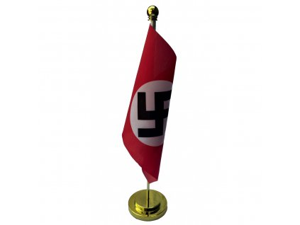 metal base table flag nsdap