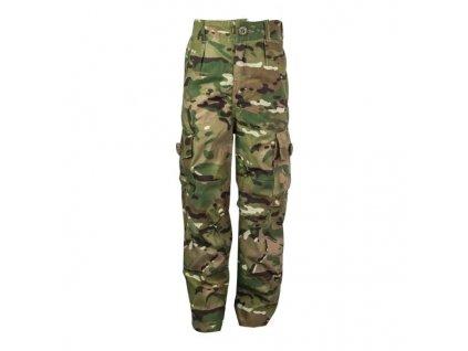 Kalhoty COMBAT dětské MULTICAM
