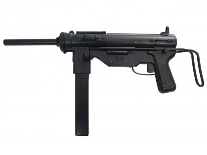 pol pl U S Submachine Gun Cal 45 M3 Grease Gun replika Denix 1313 8550 1