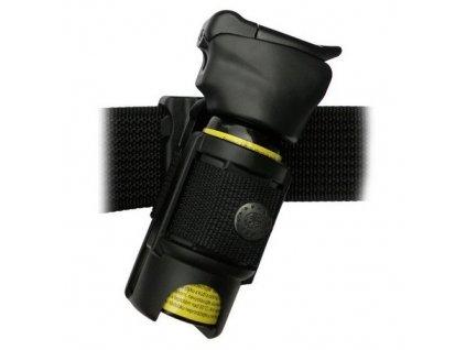 Pouzdro pro obranný sprej rotační plastové s nádobkou 38 mm