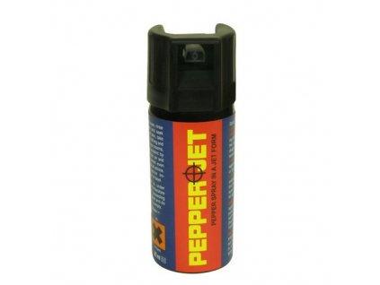 Sprej obranný pepřový PEPPER JET 40 ml