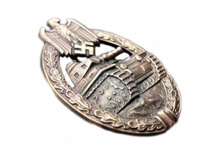 panzer badgde bronze (2)