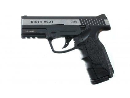 Vzduchová pistole ASG Steyr M9-A1 bicolor 4,5mm