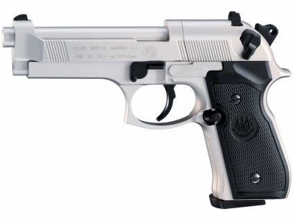 Vzduchová pistole Umarex Beretta M 92 FS nikl 4,5mm