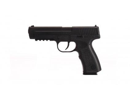 Vzduchová pistole Crosman PSM45 Černá 4,5mm