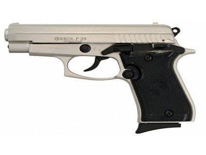 Plynová pistole Ekol P29 satén cal.9mm