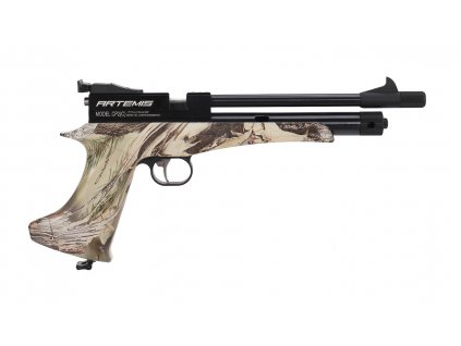Vzduchová pistole SPA Artemis CP2 Camo 5,5mm
