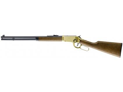 Vzduchová puška Legends Cowboy Rifle Gold 4,5mm