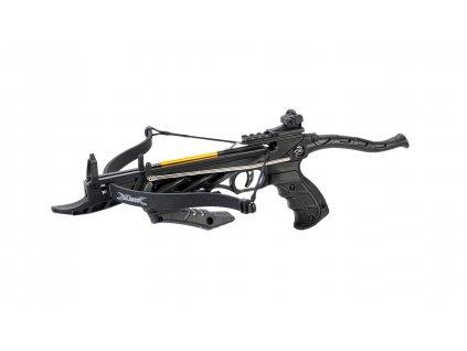 Kuše Pistolová Mankung Aligator Black 80lbs