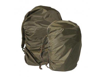 Převlek na velký batoh ZELENÝ