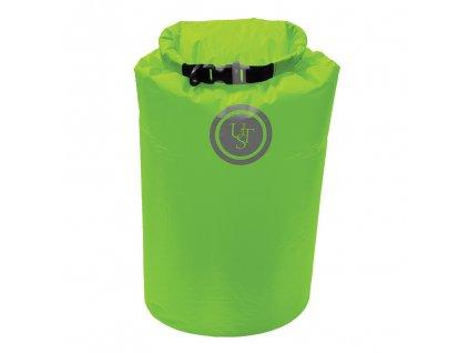 Vak vodotěsný SAFE & DRY 10 litrů ZELENÝ