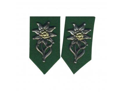 cloth insignias gebirgsjager