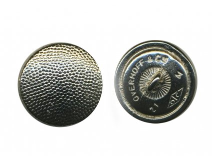 button silver 20mm