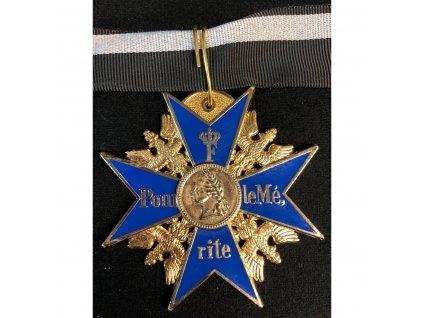 prussian pour le merite blue max