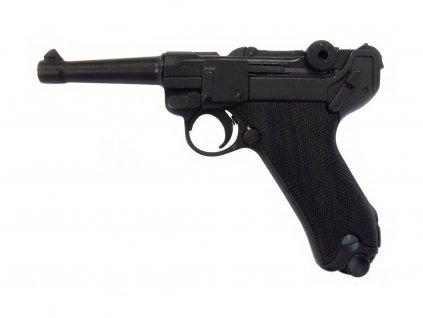 Pistole Parabellum Luger P.08 - Německo 1898