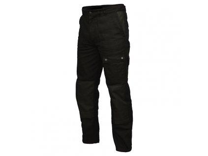 Kalhoty BASIC SECURITY ČERNÉ
