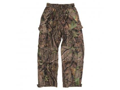 Kalhoty HUNTER lovecké WILDTREE CAMO