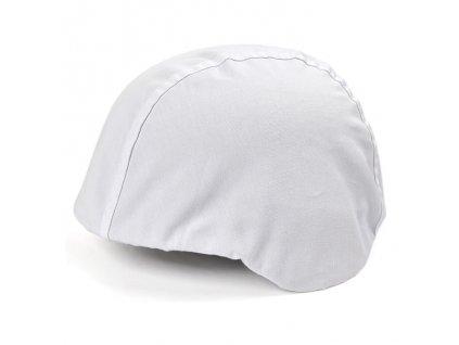 Potah na helmu AČR BÍLÝ