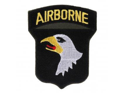 Nášivka 101. AIRBORNE textilní