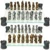 Šachové figurky Rytíři a Draci