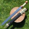Spatha, Římský jezdecký meč s pochvou