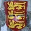 Hrncová přilba Richard I. Lví srdce