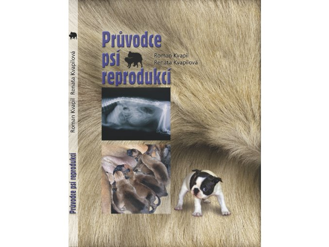 Průvodce psí reprodukcí - přední obálka