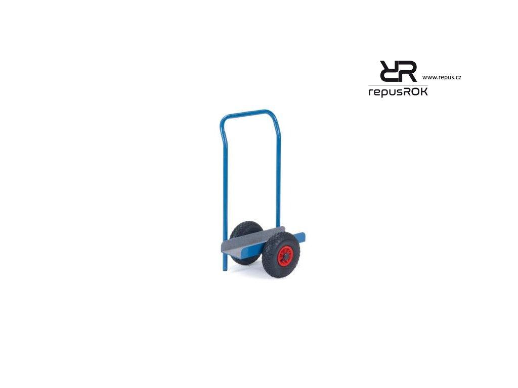 Transportni vozik na sklo s madlem repusROK