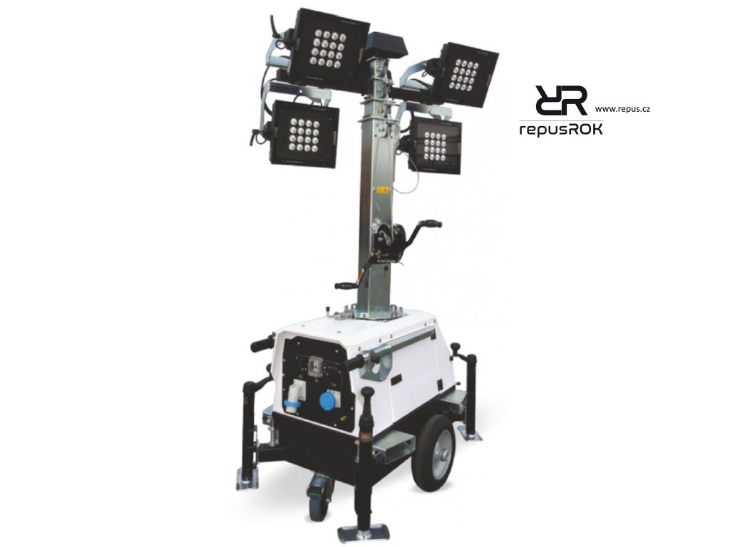 svetelna vez Linktower T4 LED repusROK
