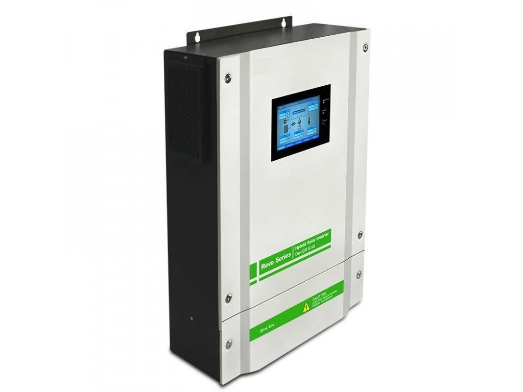 Solární střídač / měnič Resacs IGrid VE II 3KW 24Vbat 450Vsol MPPT