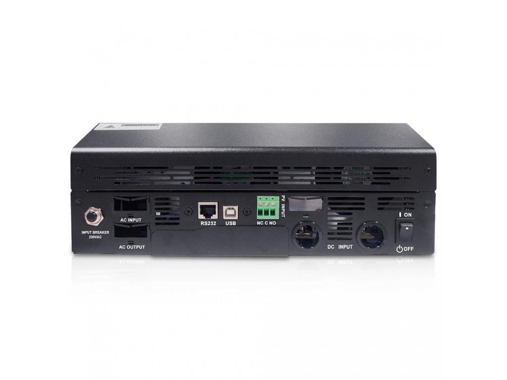 Solární střídač / měnič Resacs ISolar SM 8KW 24Vbat 115Vsol MPPT