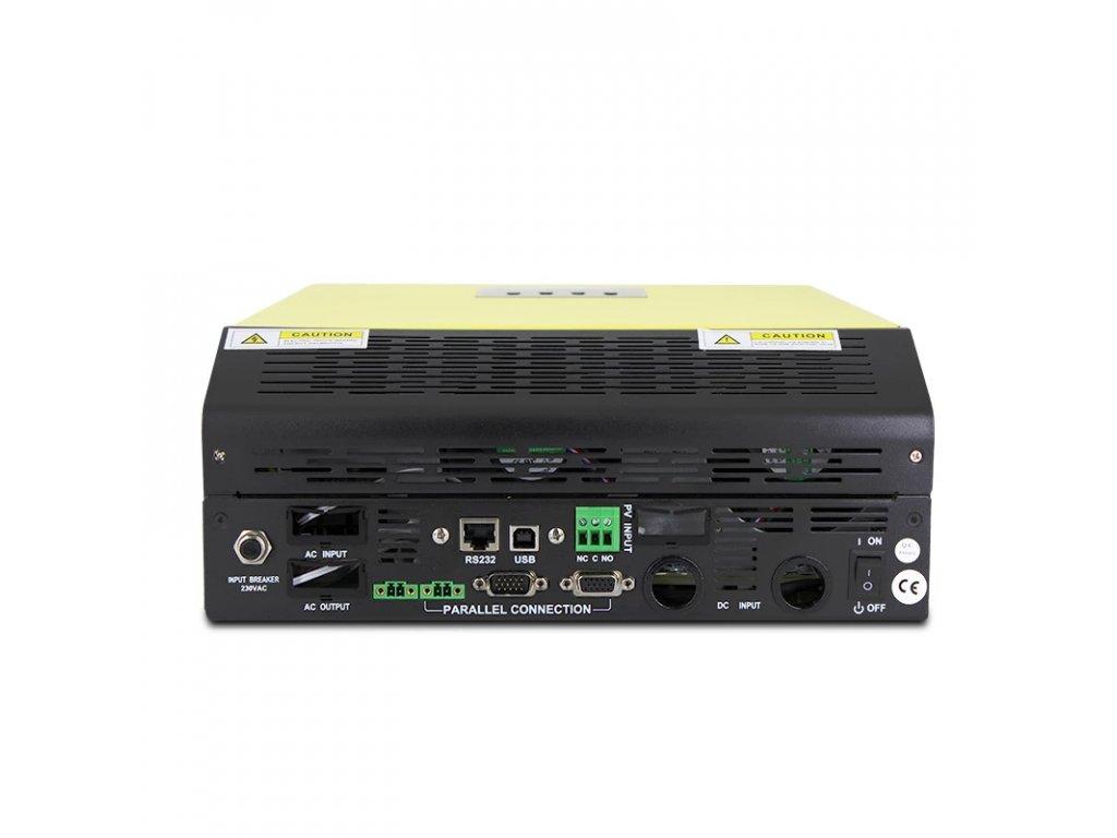 Solární střídač / měnič Resacs IGrid VE 3KW 24Vbat 450Vsol MPPT
