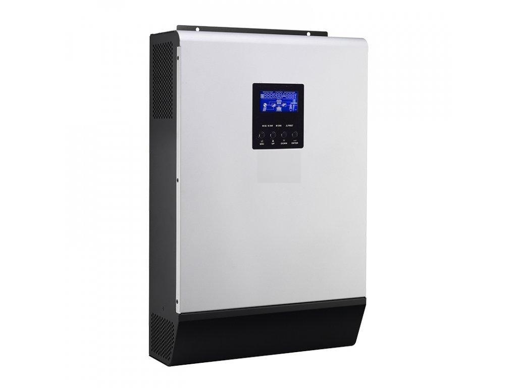 Solární střídač / měnič Resacs ISolar SM 4KW 24Vbat 115Vsol MPPT