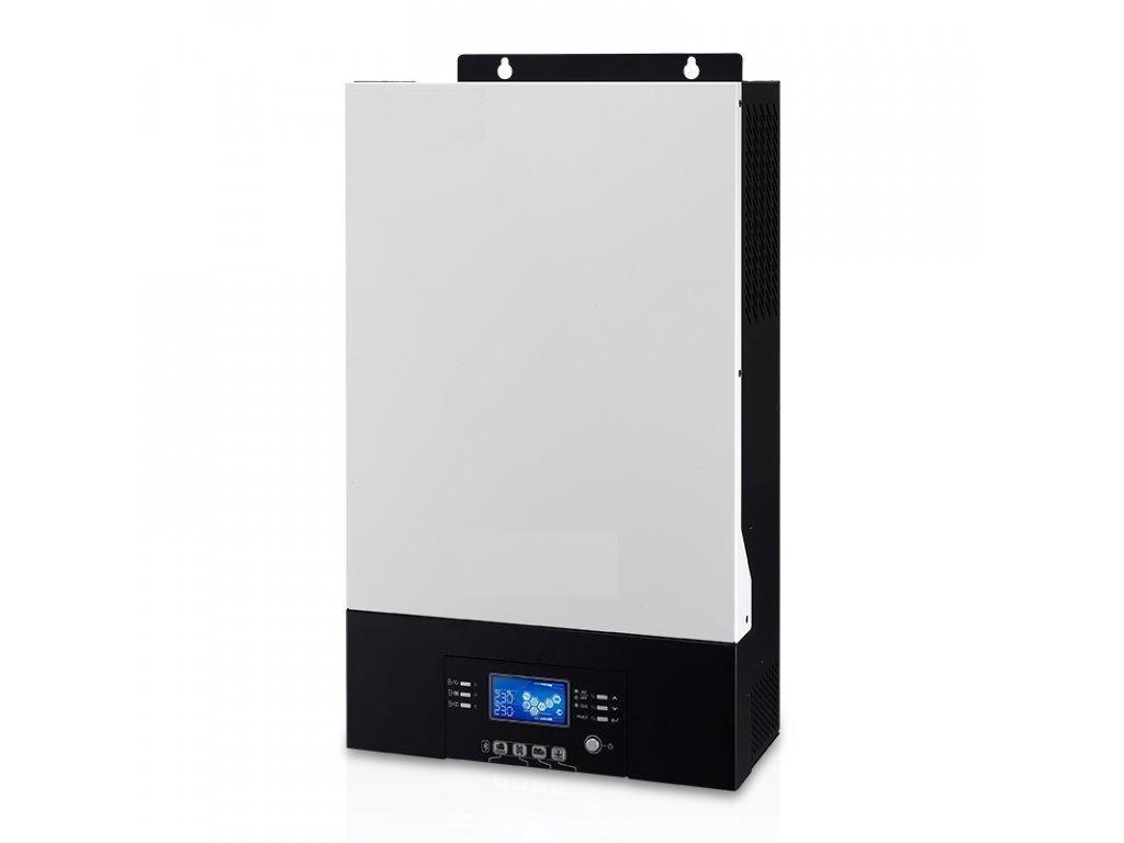 Solární střídač / měnič Resacs ISolar SMK 5KW 48Vbat 115Vsol MPPT