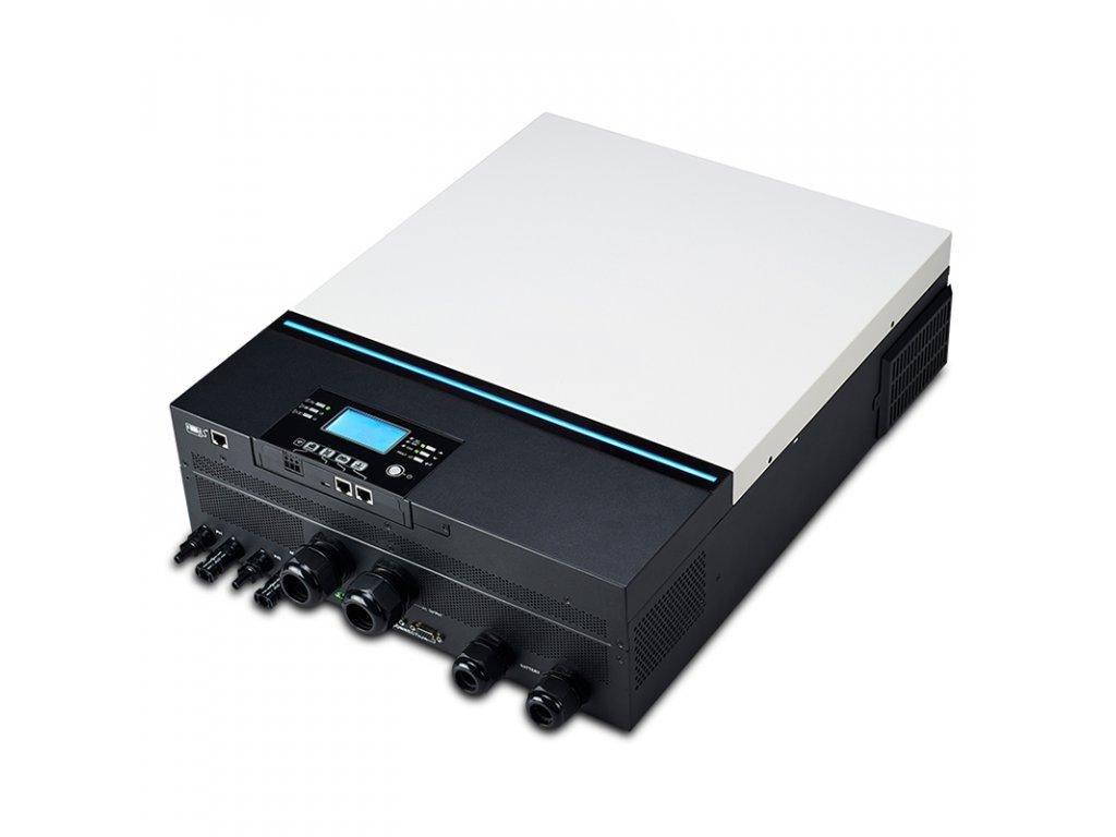 Solární střídač / měnič Resacs ISolar SMW 7,2KW 48Vbat 450Vsol MPPT