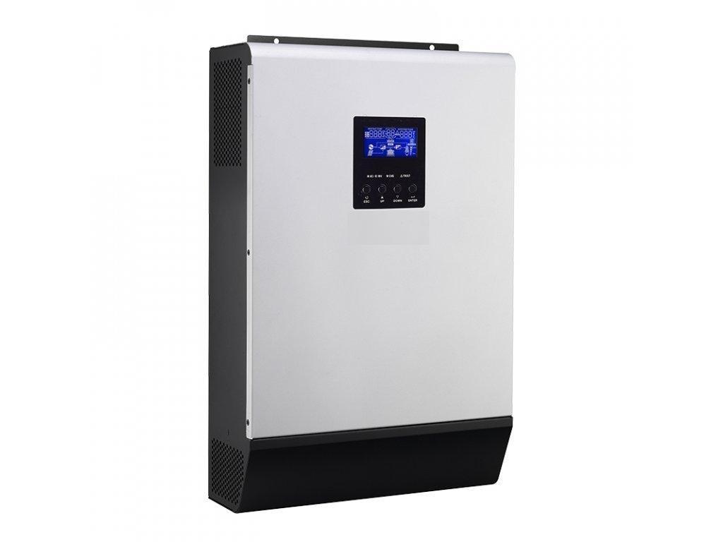 Solární střídač / měnič Resacs ISolar SM II 5KW 48Vbat 430Vsol MPPT