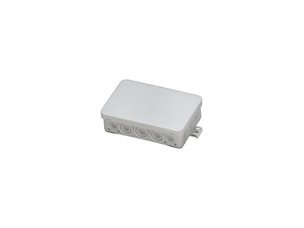 Krabice prázdná rozbočovací i16 130x85x37mm
