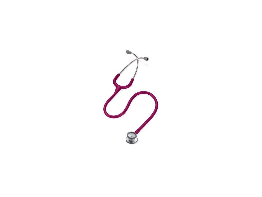 Fonendoskop Littmann Classic II Pediatric - malinová