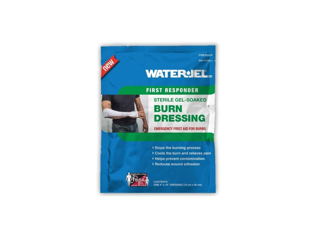 WaterJel - Popáleninová rouška 10x40cm (0416)