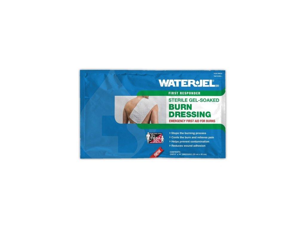 WaterJel - Popáleninová rouška 20x45cm (0818)