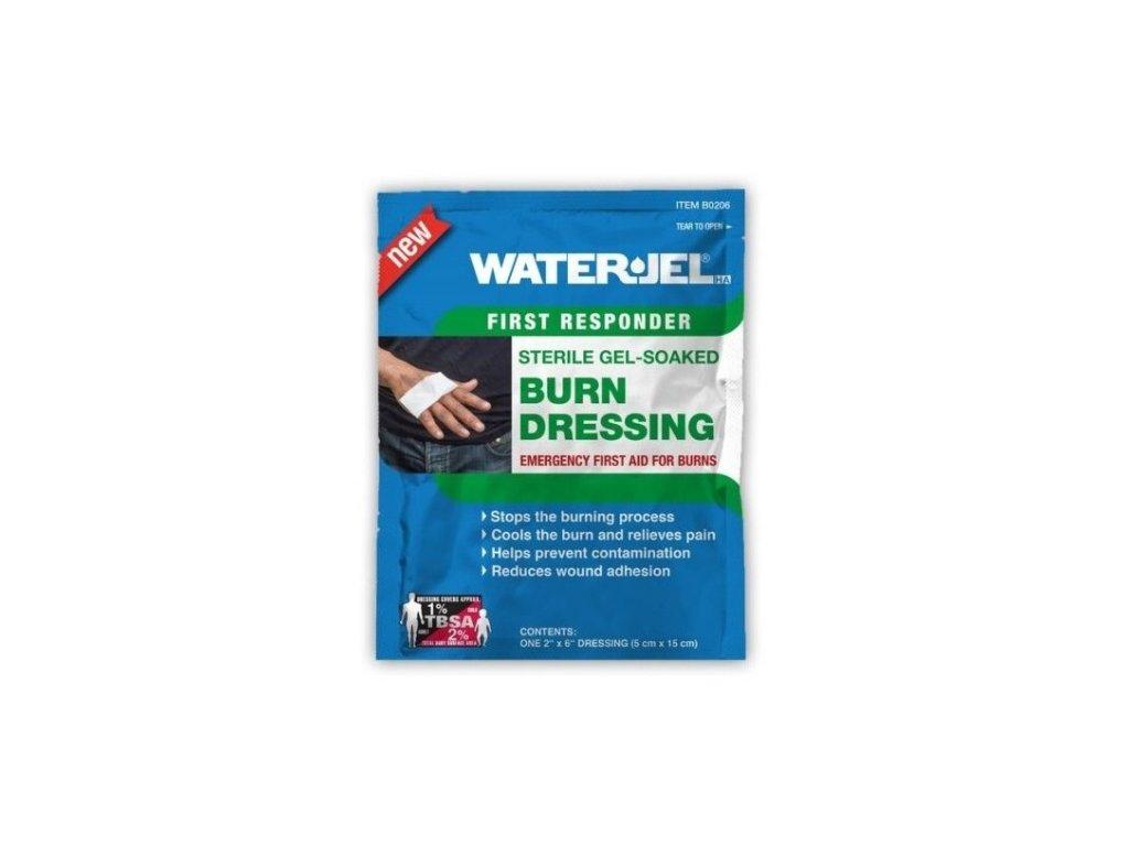 WaterJel - Popáleninová rouška 5x15cm (0206)